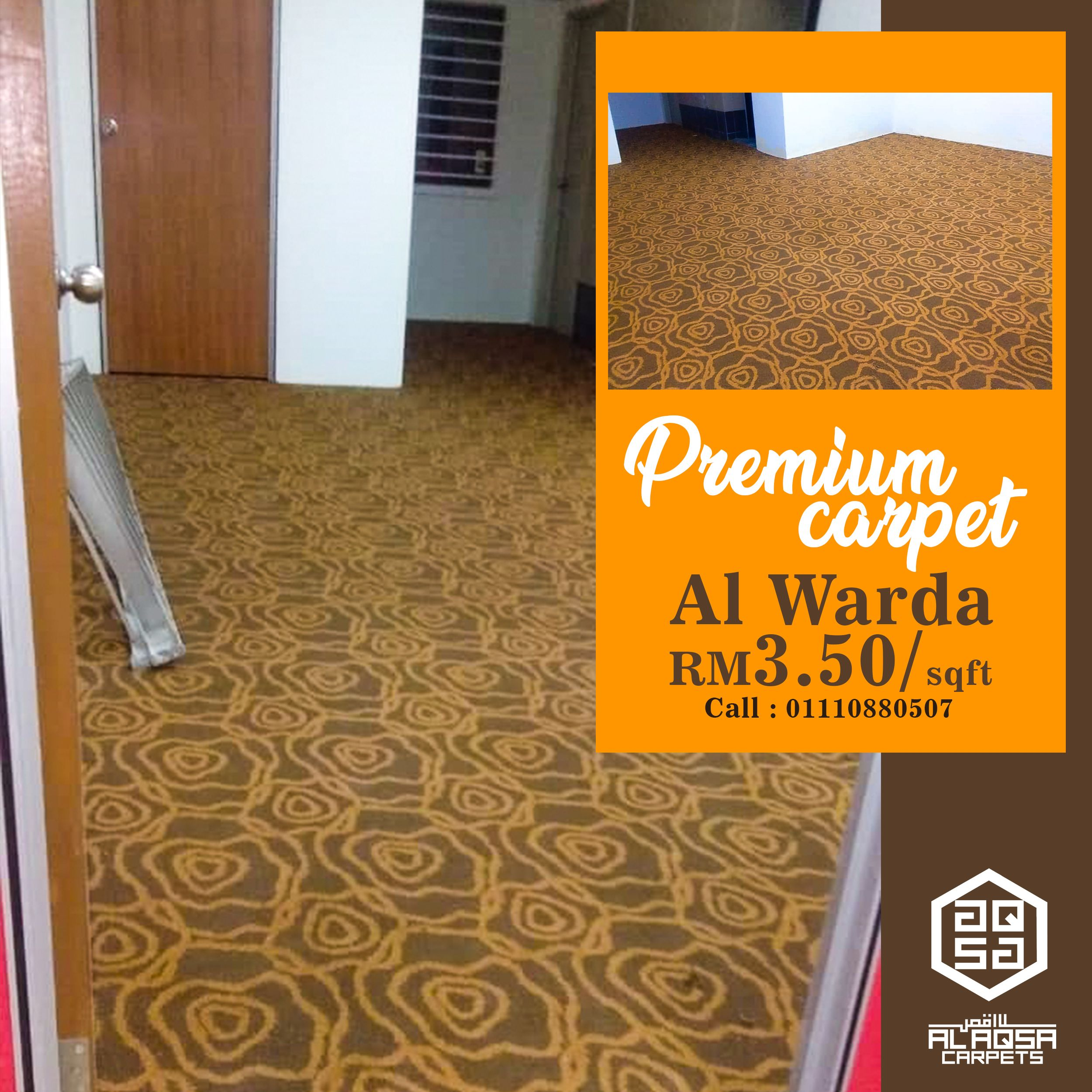 Select a carpet that meets your needs. Best Premium Carpet