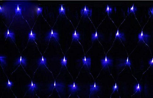 SunbowStar 3M2M Indoor Outdoor Decoration Led Net Mesh Fairy String