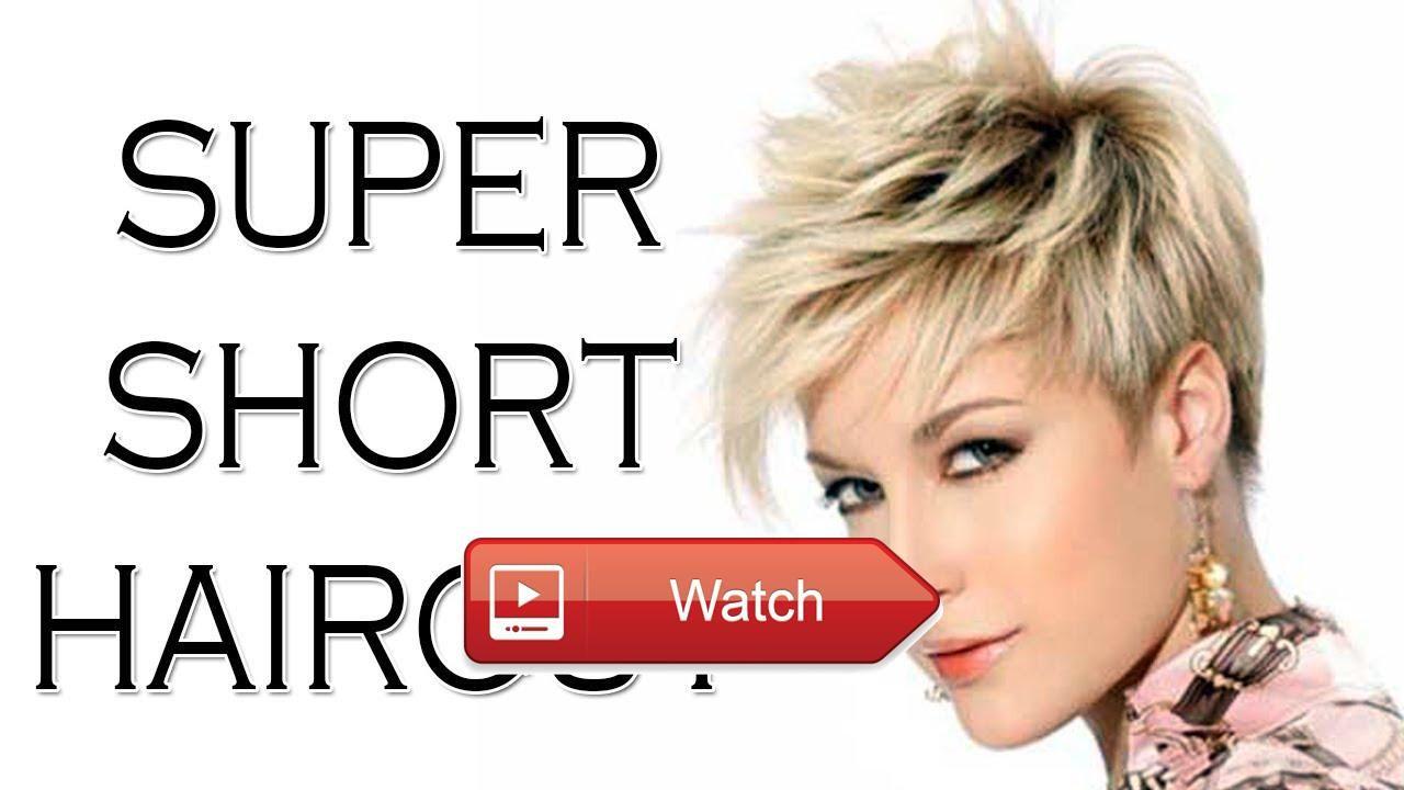 super short haircut women short hairstyles for women super