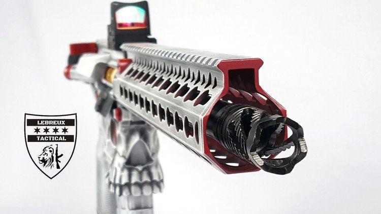 Lebreux Tactical Tactical Tactical Gear Custom Guns