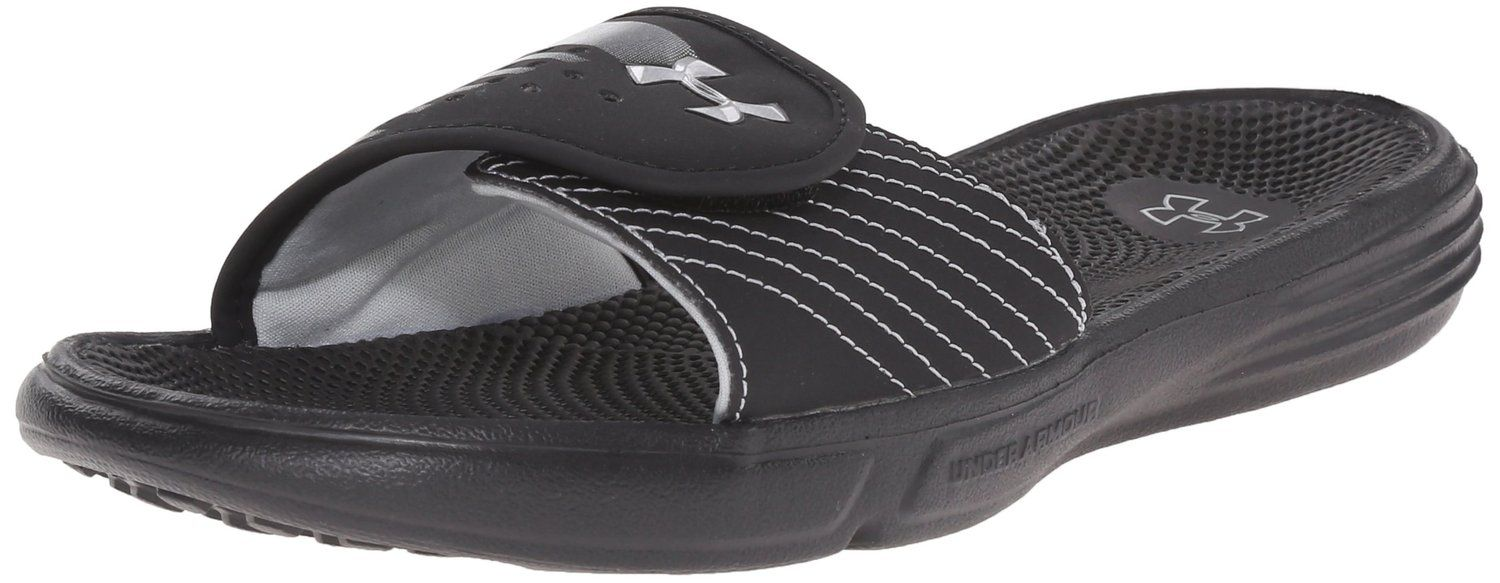 9d0d213d64b205 Under Armour Women s UA Micro G EV II Slides -- Find out more about ...