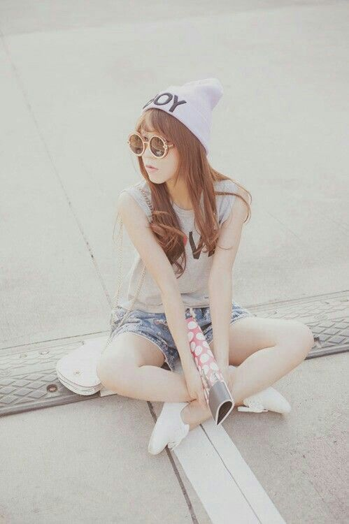 nanana | Korea fashion, Ulzzang fashion, Tomboy fashion