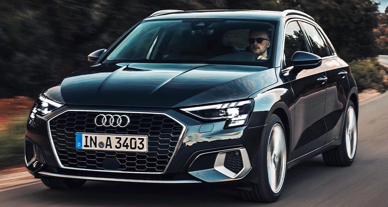 أودي آي3 سبورتباك 2021 الجديدة بالكامل هاتشباك عائلية أكثر عدوانية ولمحات رياضية مستوحاة سيارات السوبركار موقع ويلز Audi A3 Sportback Audi Suv Car