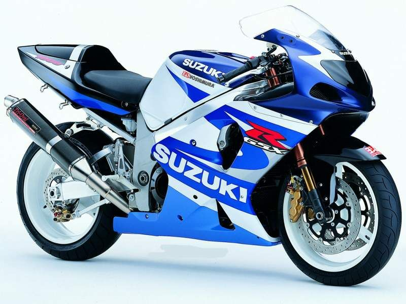 suzuki gsxr - this was also 1 of the 3 bikes i wanted. actually