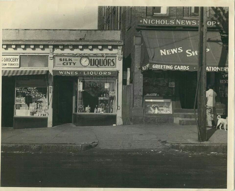 North End In The 50 S Manchester Ct Manchester Hometown Old Things