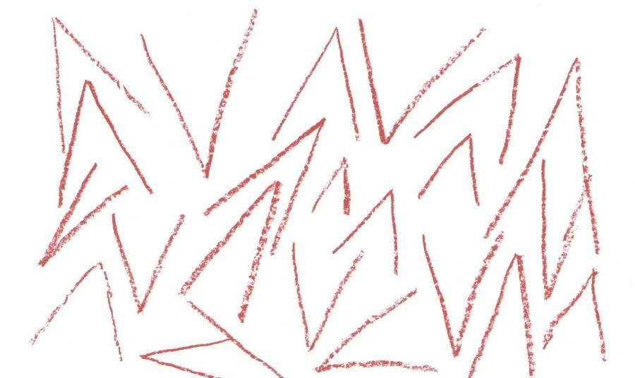 Waldorf ~ 1st grade ~ Form Drawing ~ Sharp Angles