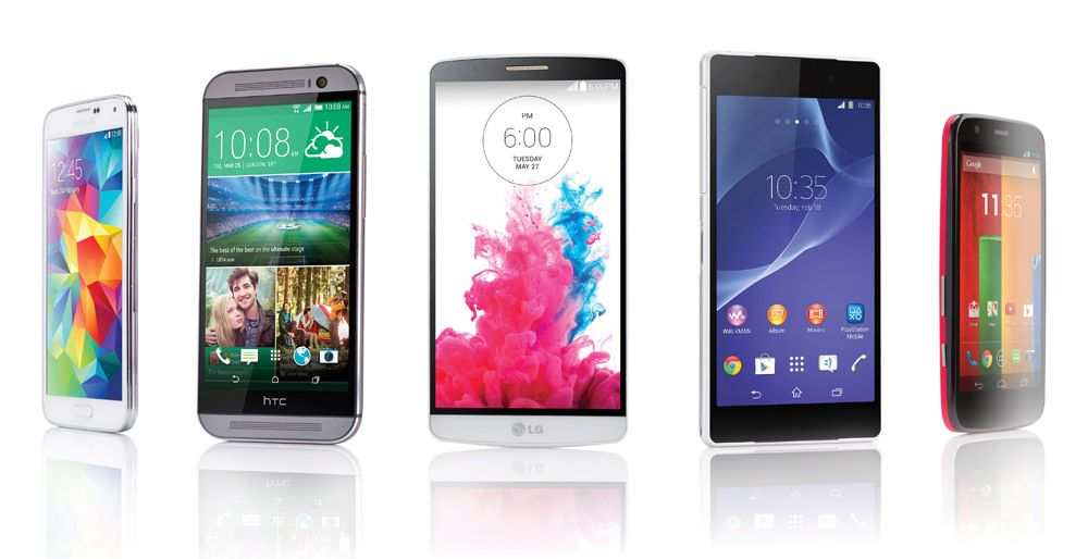 Top 5 Best Android Phones For 2014 Best Android Phone Phone Best Android Smartphone