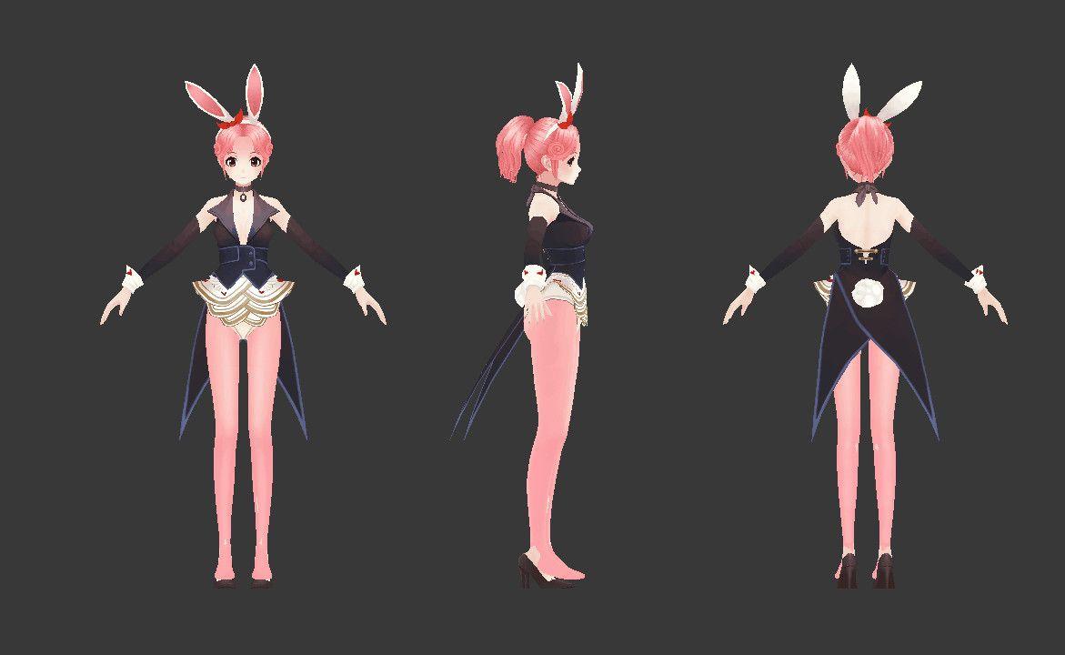 ArtStation - 3D modeling , Lydia Qian