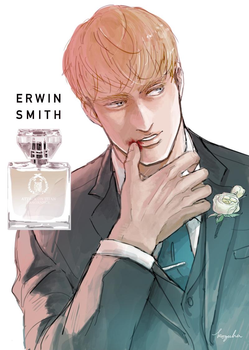 AOT FRAGRANCE それぞれの香水の香りをイメージして描いてみました。 - kozuha_note