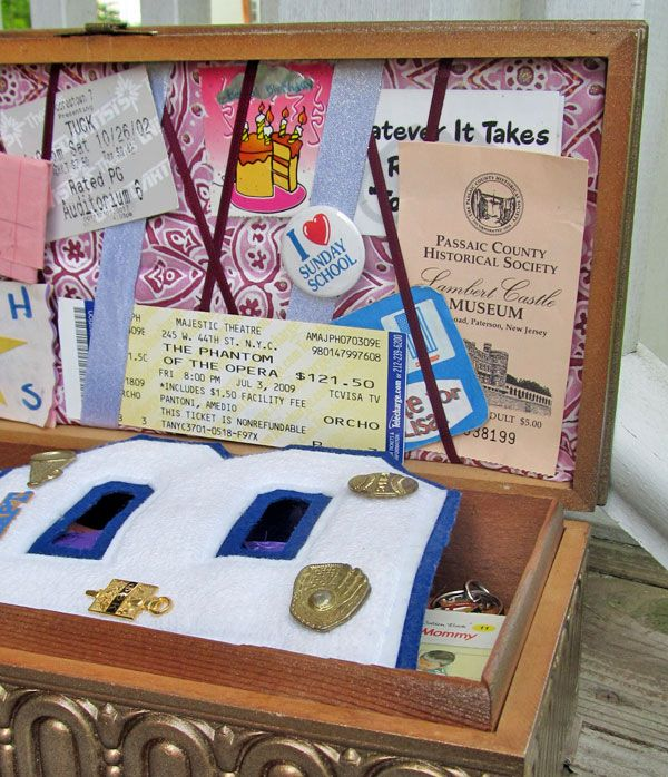 memory box craft ideas personalized memory box diy amp decorating ideas 4911