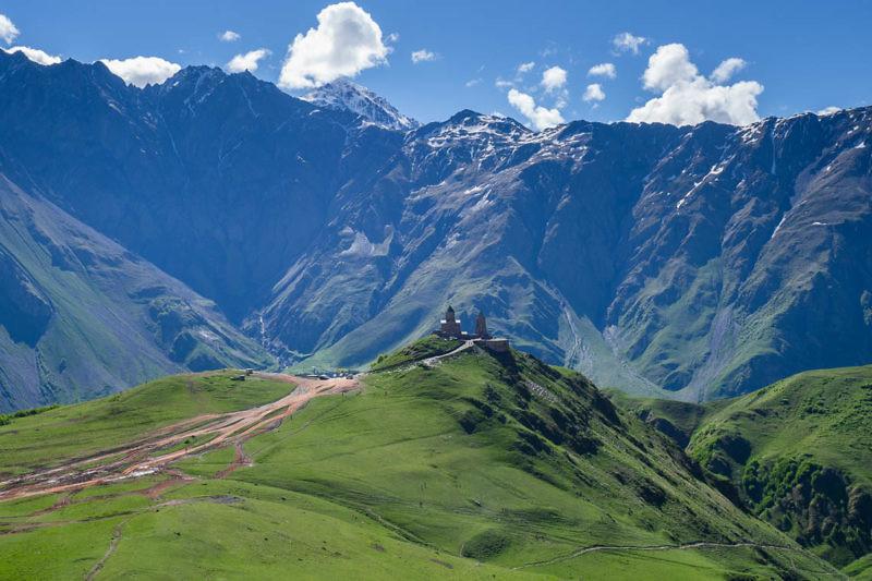 Armenien & Georgien Roadtrip Route, Reisevorbereitung & Tipps #naturallandmarks