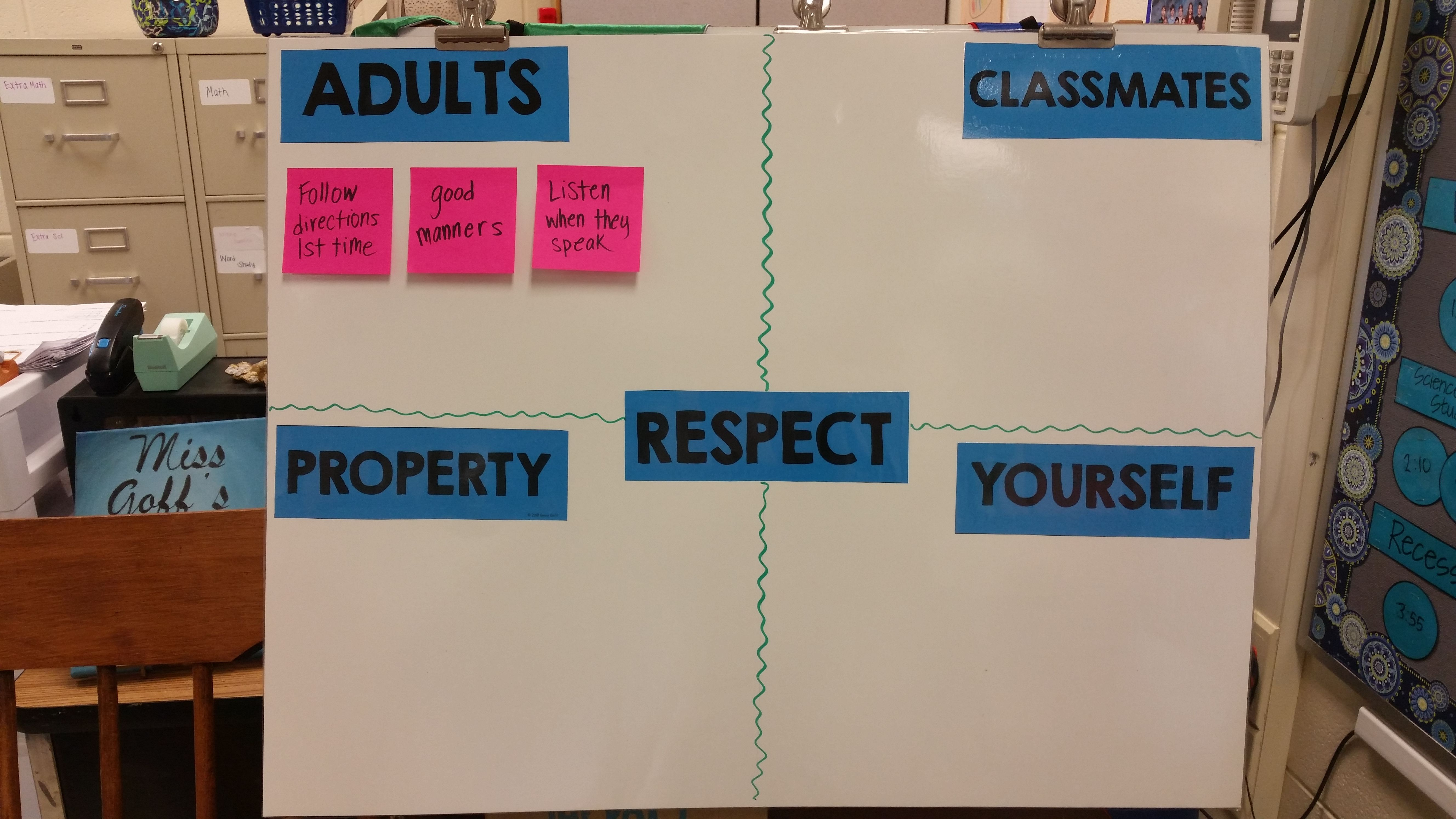 Respect 2nd Grade Character Education Unit 2