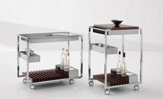 Küchenwagen Edelstahl ~ Cattelan italia küchenwagen mojito cattelan italia küchenwagen