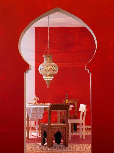 Fotostrecke 20 ideen f r den orientalischen for Sofa orientalischer stil