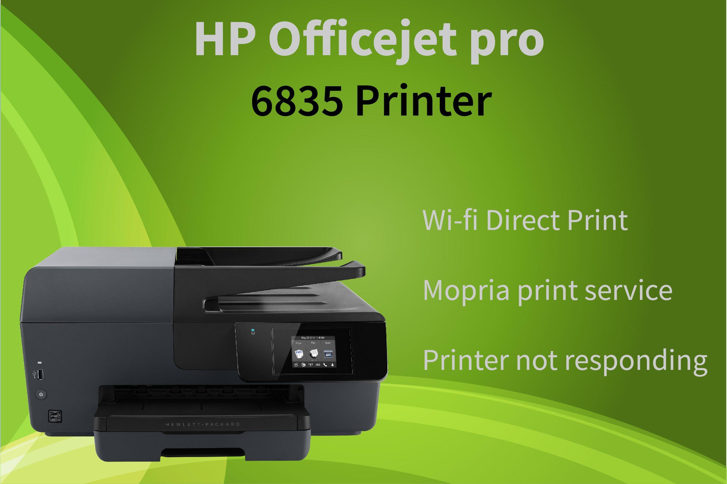 123 Hp Com Ojpro6830 Hp Officejet Pro Printer Hp Officejet