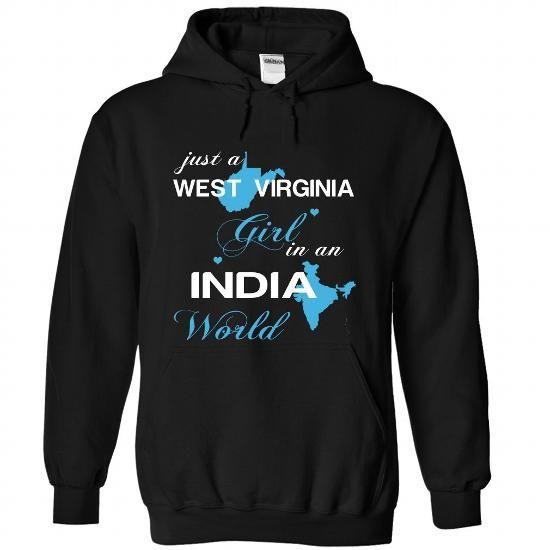 WorldBlue West Virginia-India Girl