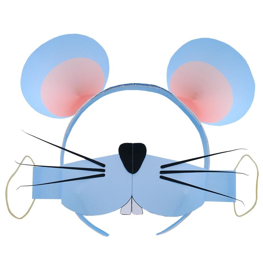 Dress up items mouseeventpaper craftmaskanimalsmouseparty dress up items mouse costumes event paper craft canon creative park jeuxipadfo Images
