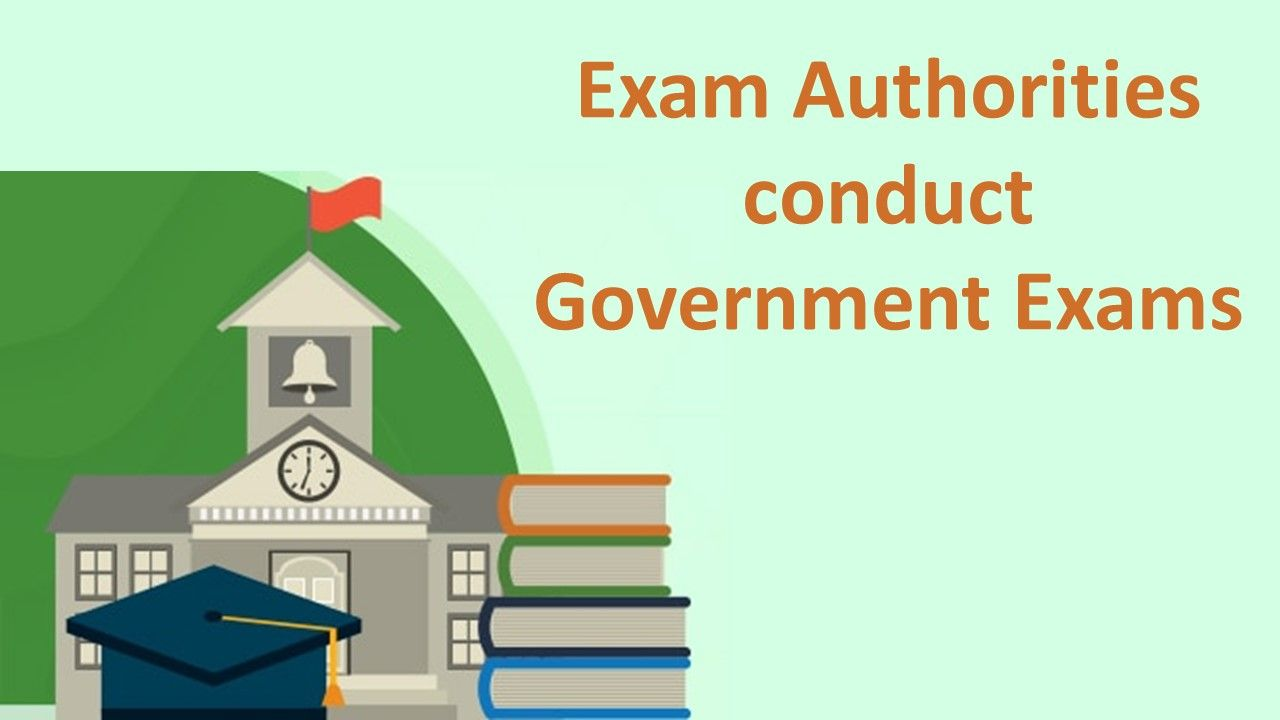 Top 5 Exam Authorities conduct the Government Exams Grab