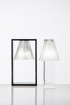 Lampe de table Light-Air / Abat-jour plastique sculpté