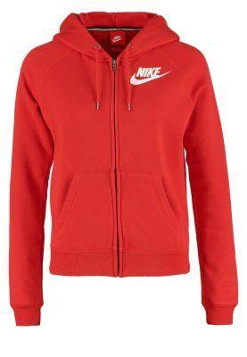 Nike Sportswear RALLY - Collegetakki - university red/university red/white - Zalando.fi