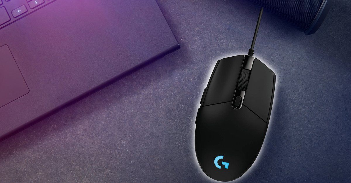 Gaming Maus Gunstig Im Angebot Logitech G203 Prodigy Kurzzeitig Bei Amazon Reduziert