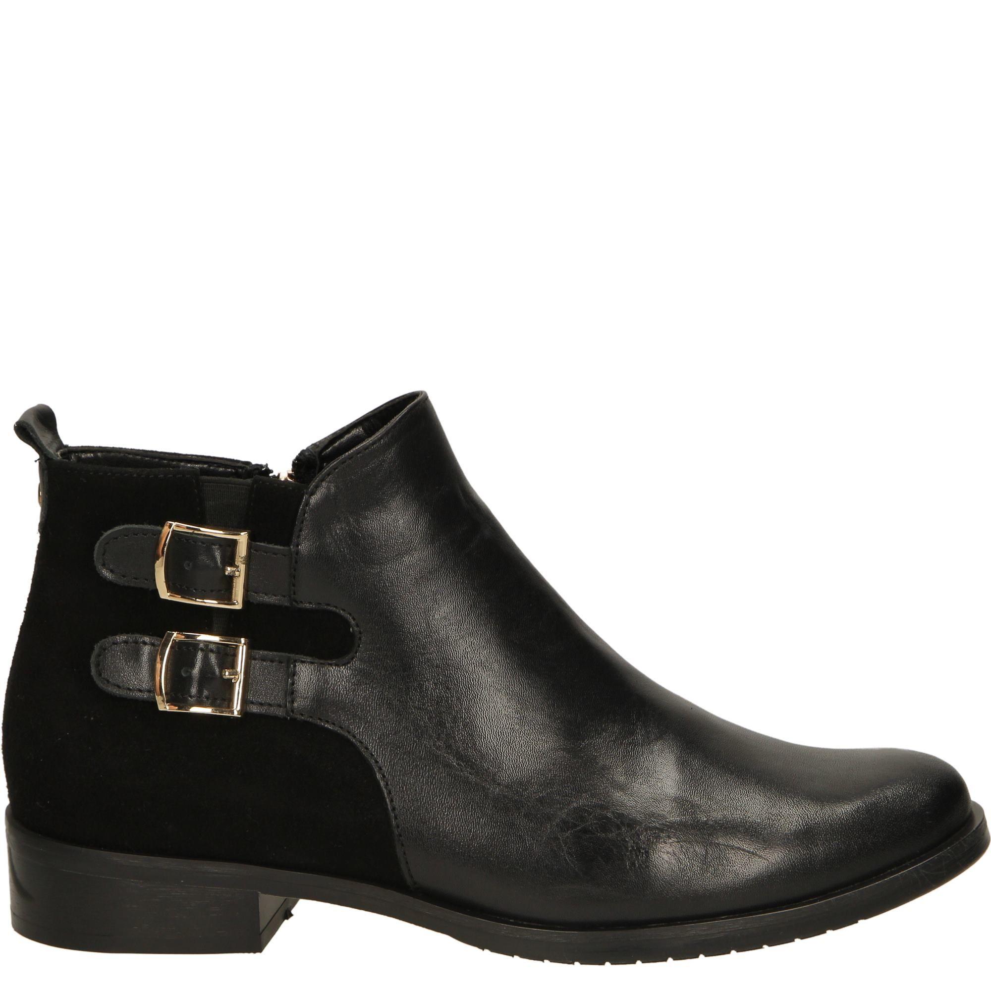 Botki Ocieplane 846 Pe Z Nero Dress Shoes Men Oxford Shoes Boots