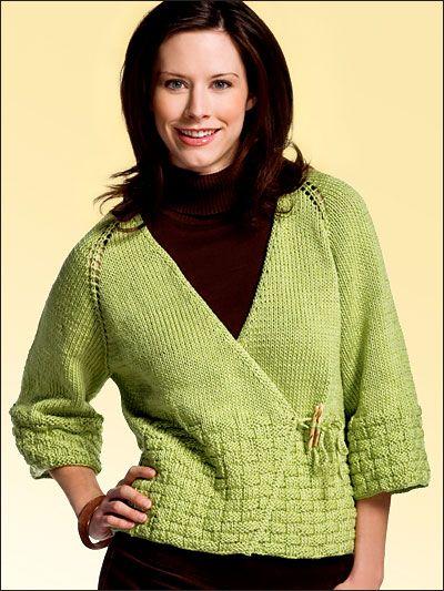 Harmony Kimono FREE knit pattern download. Find this ...