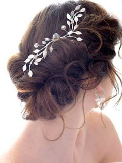 Hair decorations | Unit 105 Plaits and Twists | Wedding ...