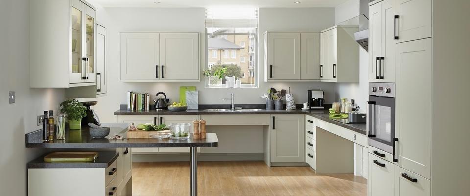Kitchen Design For Wheelchair User House Howdens Kitchens