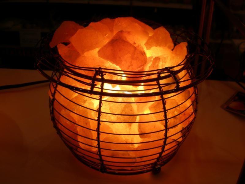 Himalayan · Himalayan Rock Salt LampMineral ...