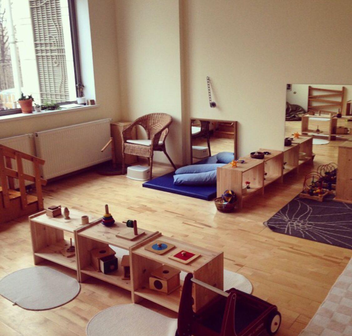 Montessori School Of Russia Montessori Toddler Classroom