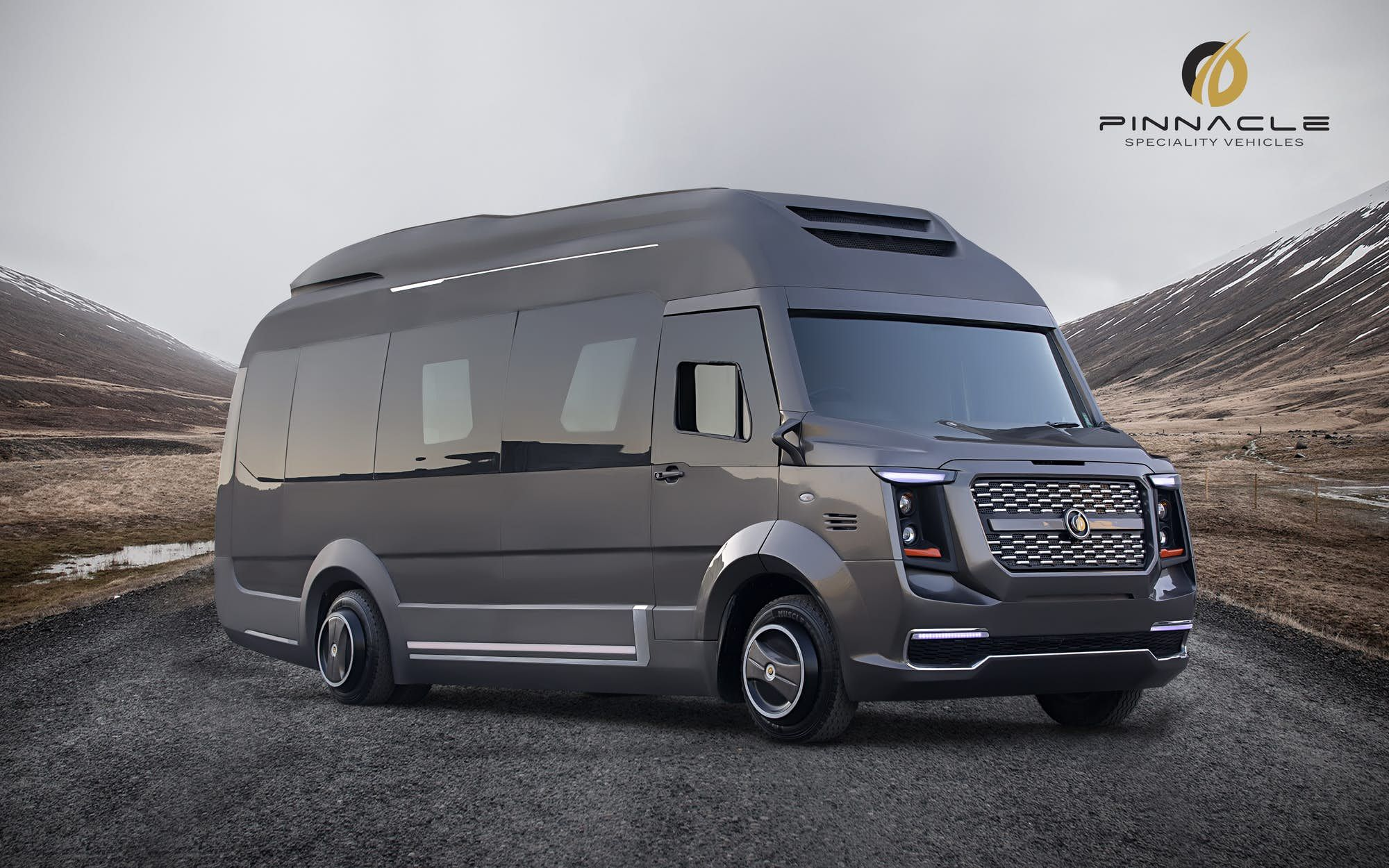 027e98662c Pinnacle debuted its new camper at Auto Expo in February