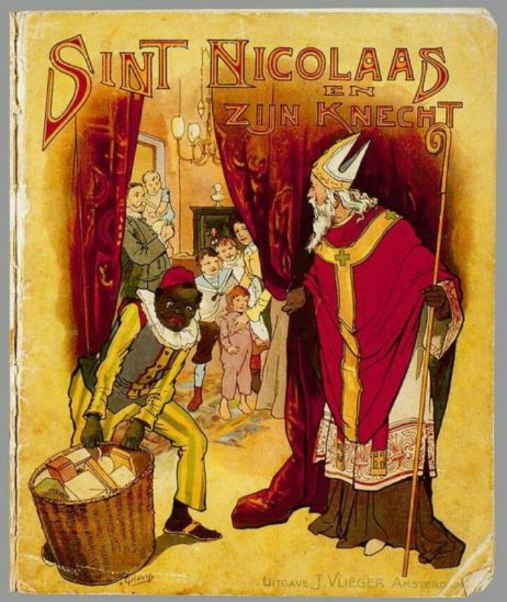 Oud Sint Nicolaas boek