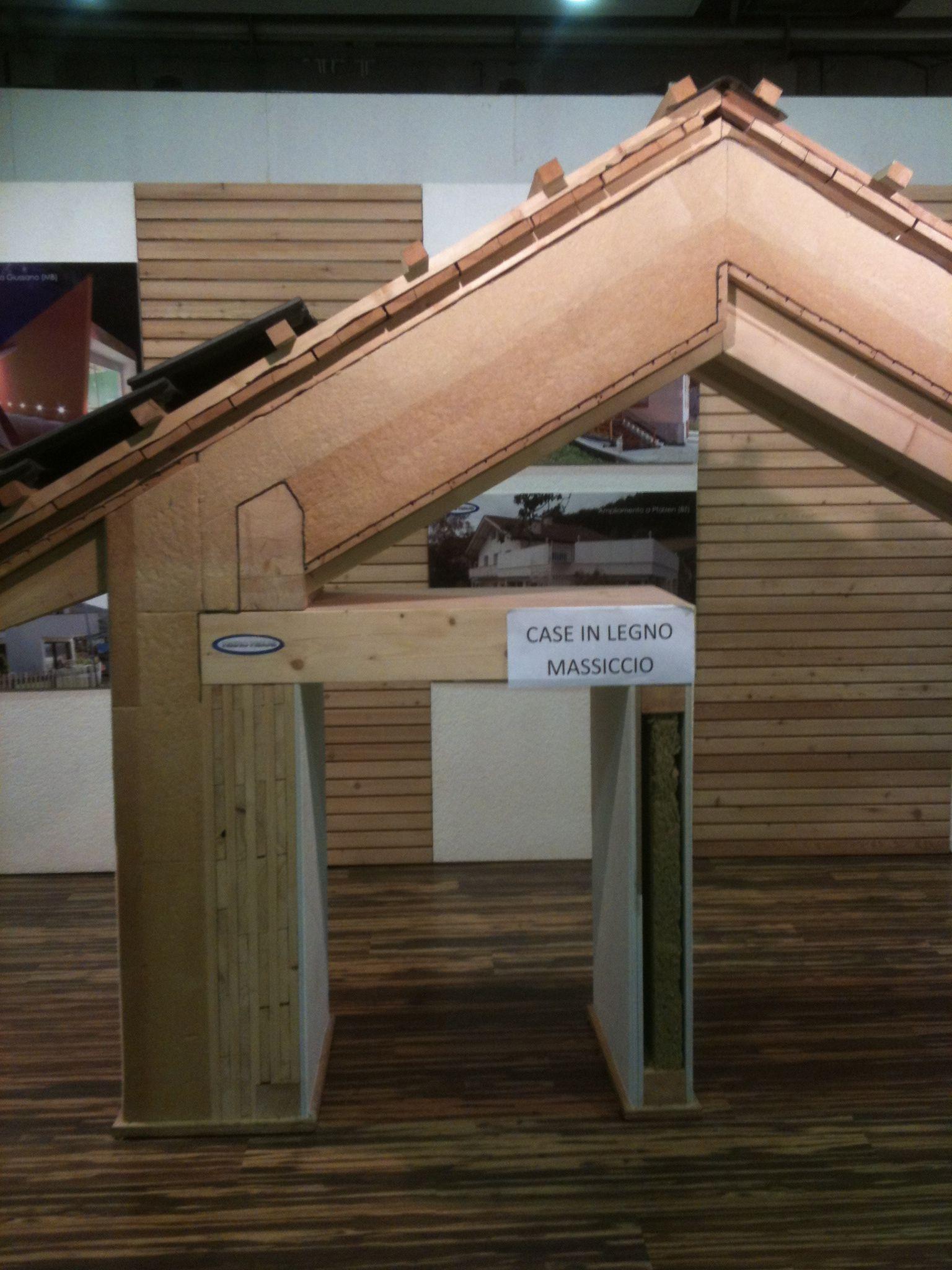 Case in legno massiccio raro haus legno edilizia 2015 for Haus case in legno