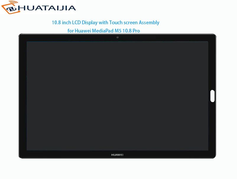 Fo Huawei Mediapad M5 10 10 8 Pro Cmr Al19 Cmr W19 Cameron W19b 10 8 Lcd Display Panel With Touch Screen Digitizer Sensor Review Display Panel Touch Screen Lcd