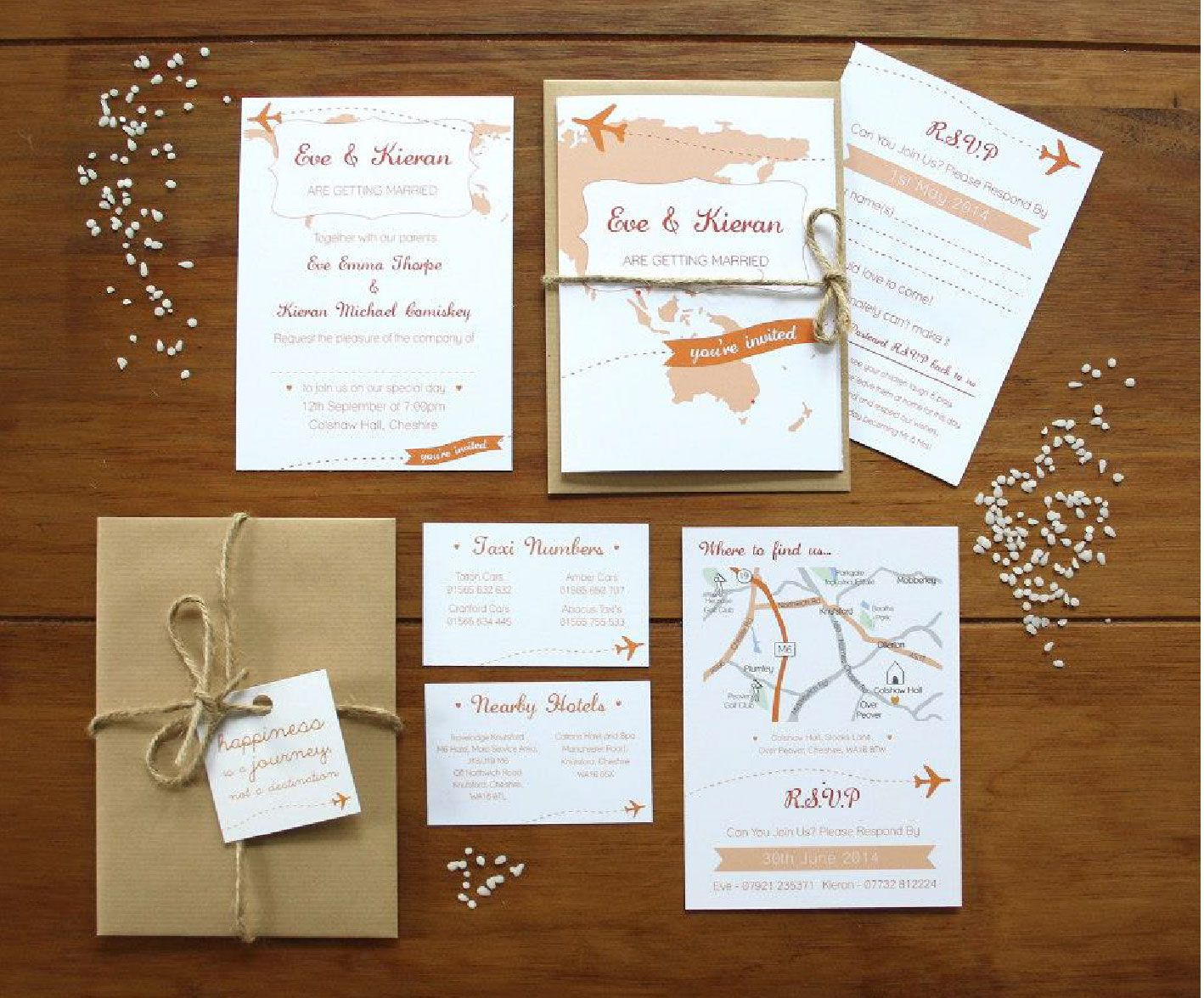 Bespoke wedding stationery in manchester invitations name cards bespoke wedding stationery in manchester invitations name cards thank you cards eve monicamarmolfo Image collections