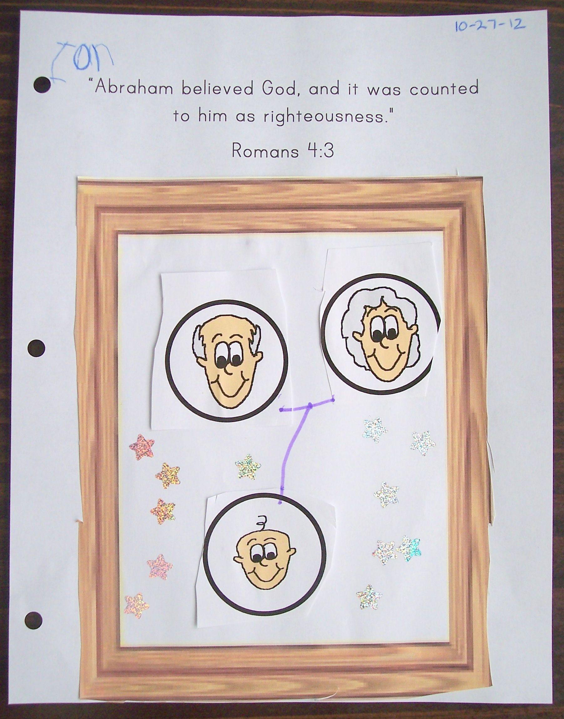 God Promises Abram