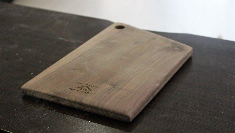 Photo of [Easy DIY]小板にこだわっている。 木のメ…