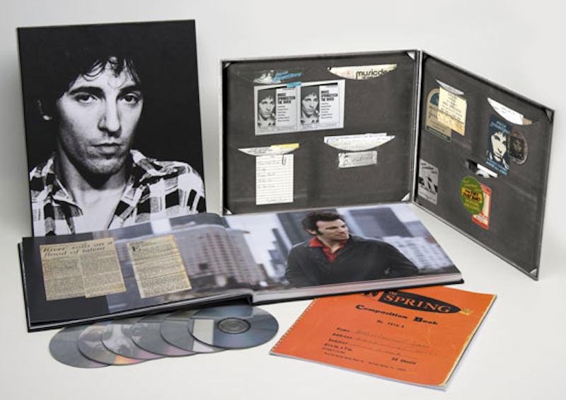 Bruce Springsteen S The River Gets Massive Box Set With Images Bruce Springsteen Springsteen The River Boxset