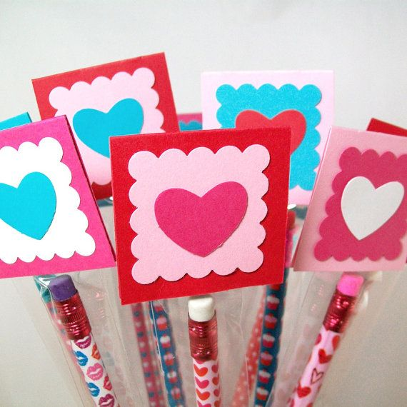 Treats for school valentine's party