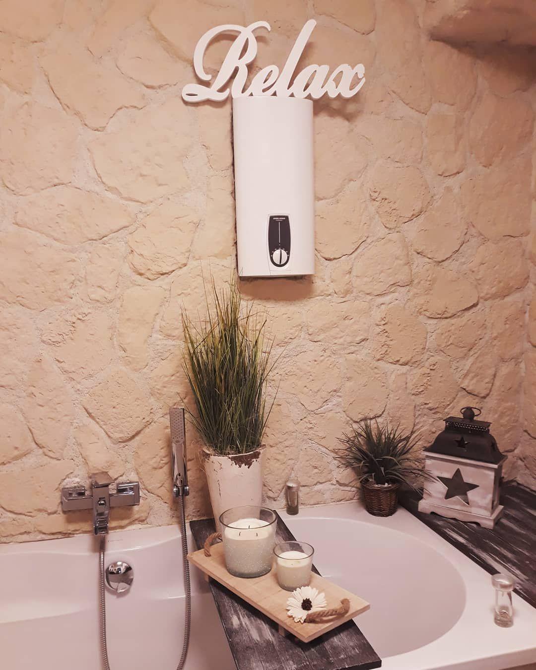 Dekoliebe Dekoideen Dekorieren Dekobeleuchtung Deko Decoration Dekoration Badezimmer Badewanne Badezimmerideen Badezimmerdeko Relaxen Kerze Latern