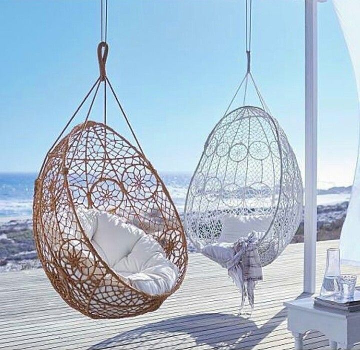 Pin By Plants Don T Wine Blogger On Summer Vibes Hanging Egg Chair Hanging Chair Outdoor Chairs