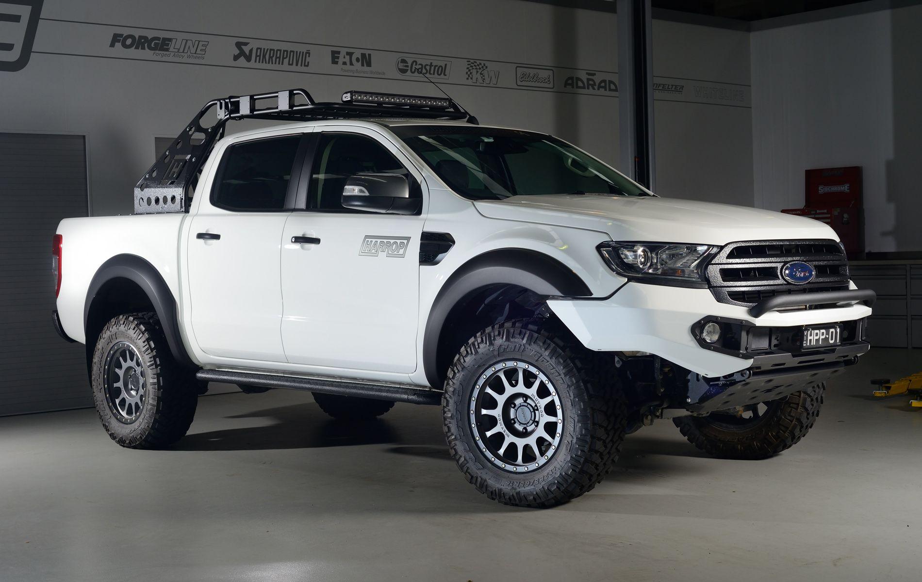STYLING | Ford Ranger 2018 | Pinterest | Ford ranger, Ford and Ford ...