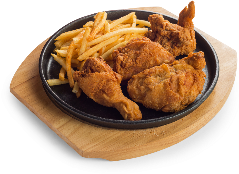 View Large Size Combo De Pollo Frito Png Download Crispy Fried Chicken Clipart This Png Image Is Free And Cool Crispy Fried Chicken Fried Chicken Food