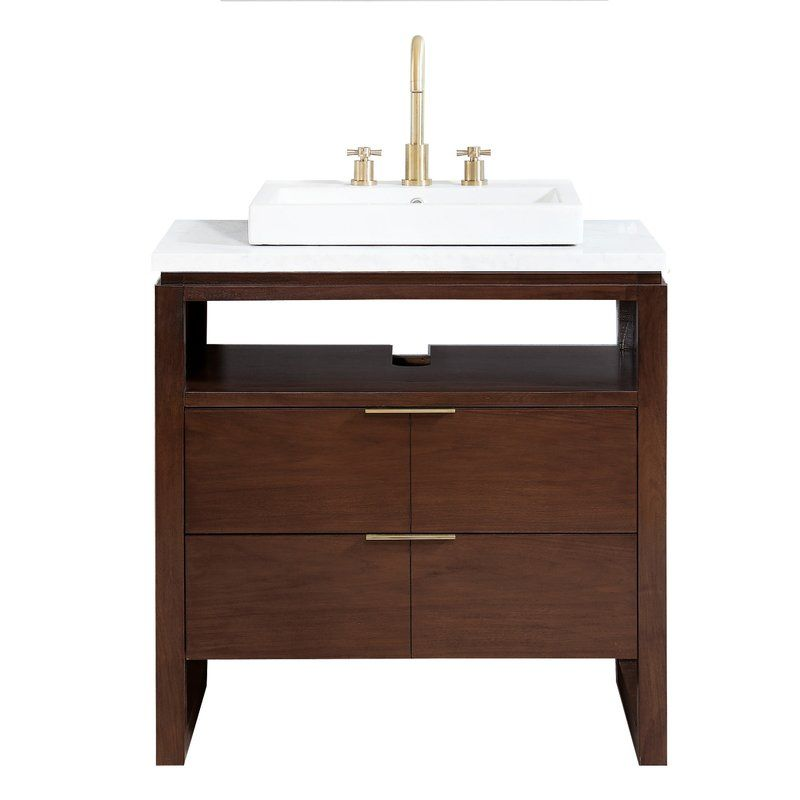 Wigington 33 Single Bathroom Vanity Set Single Bathroom Vanity