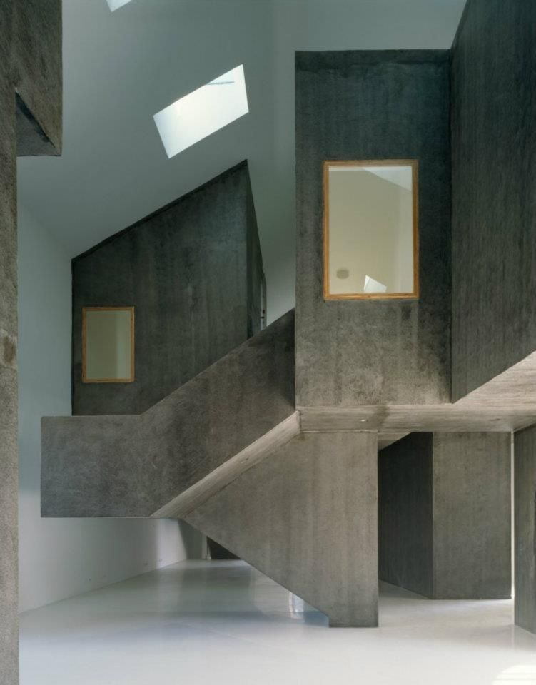 concrete or stucco