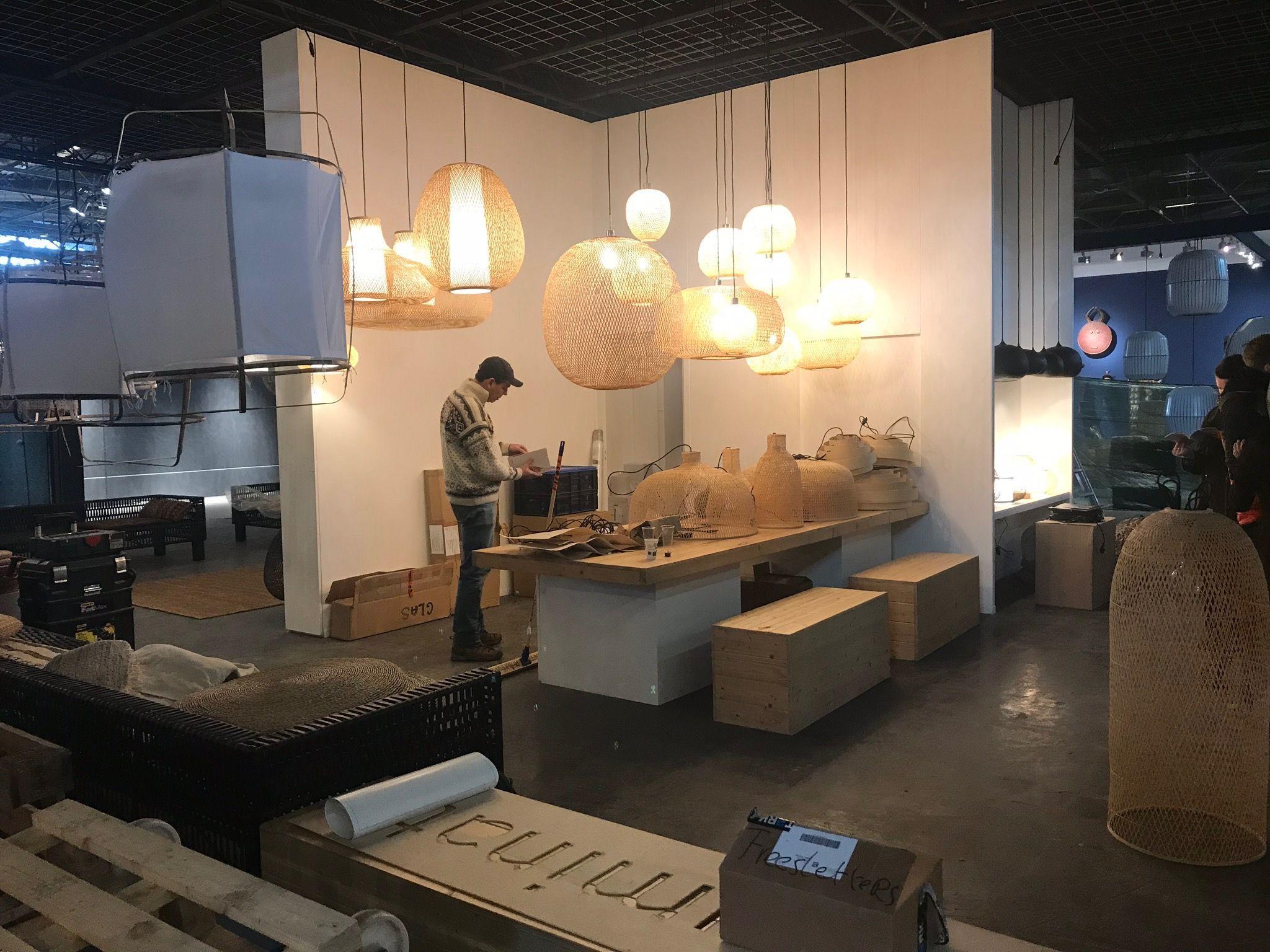 Interior Design Trends Presented At Maison Objet 2019
