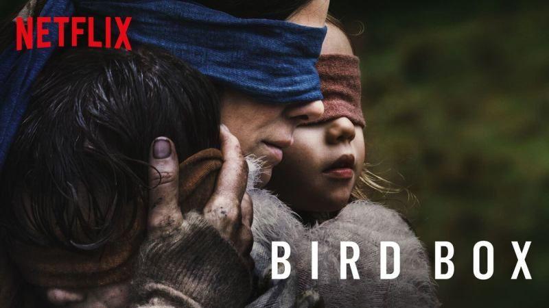 Bird Box Quebrou Recorde Na Netflix O Filme Mais Assistido Em Menos De 1 Semana Filmes De Suspense Livro Caixa De Passaros Melhores Filmes