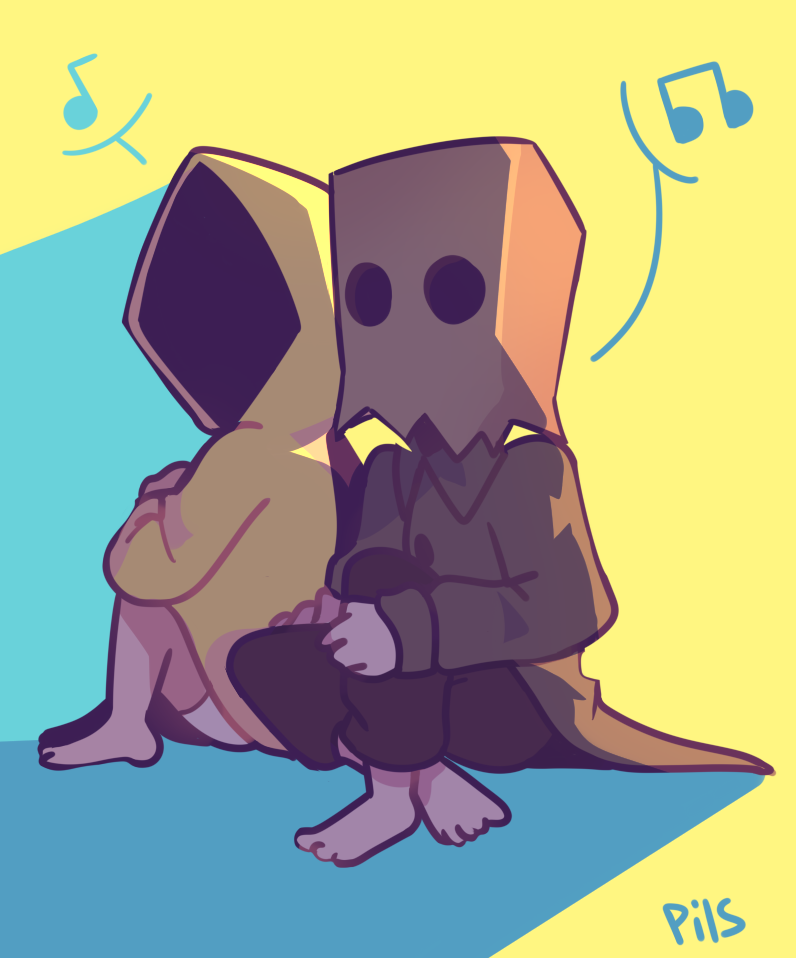 #little nightmares on Tumblr Discover more posts a