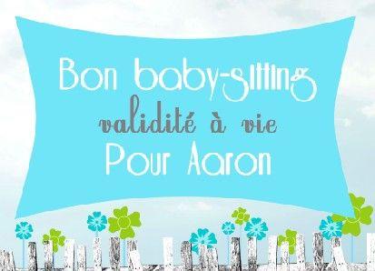 Bon Baby Sitting Dragees